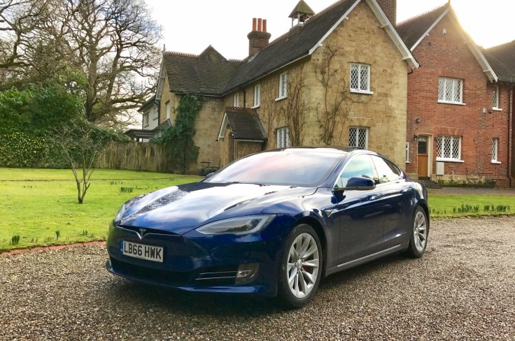 Tesla Model S P100dl Review Behind The Wheel Of The Worlds
