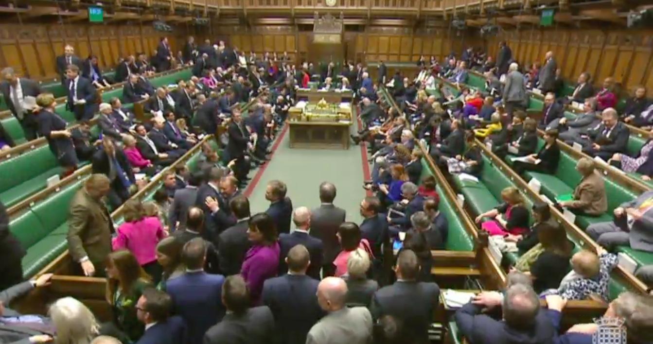 Article 50 Bill UK Parliament
