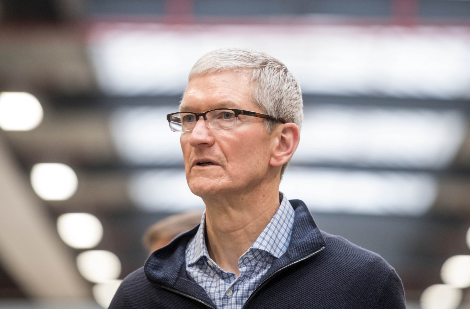 Apple Ceo Tim Cook On Trump S Immigration Order If We Don