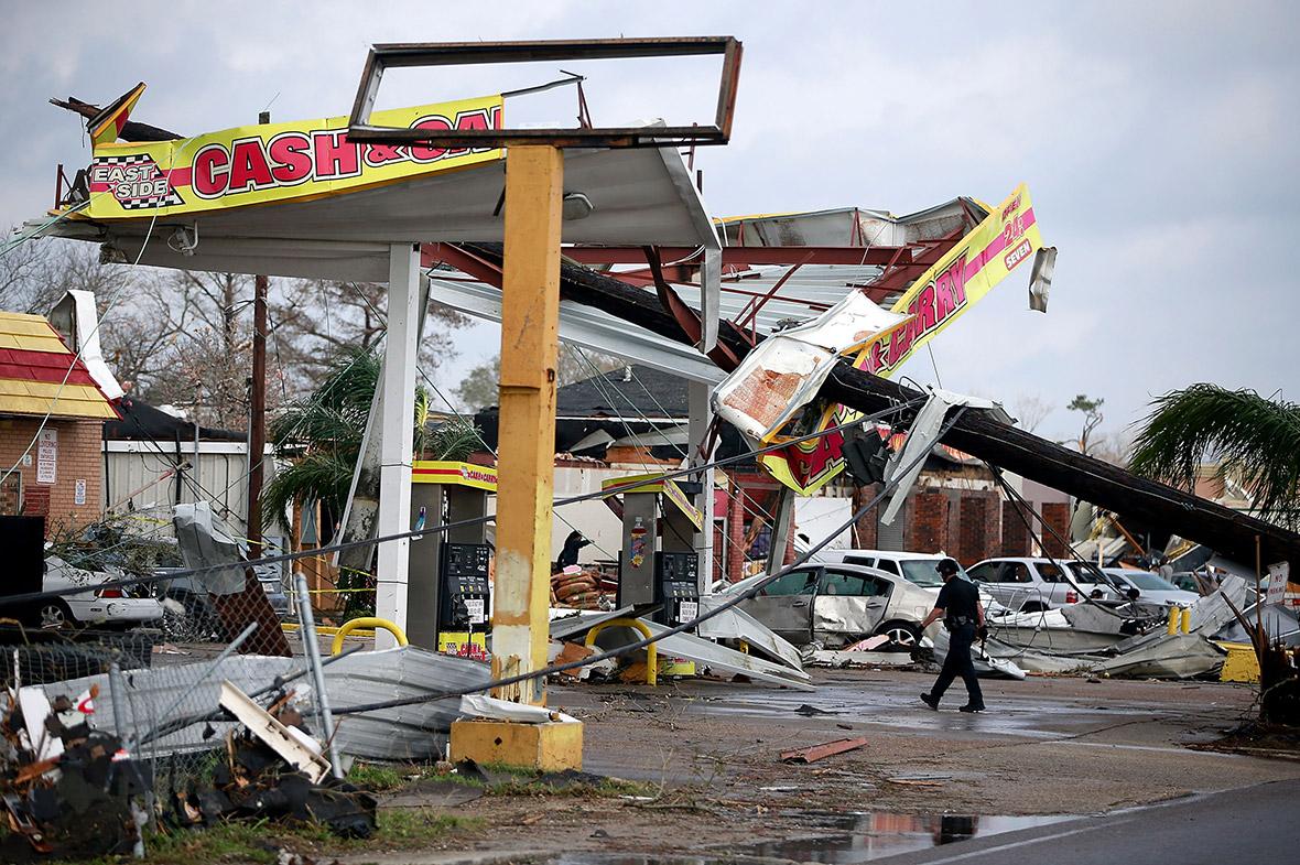 Tornado New Orleans