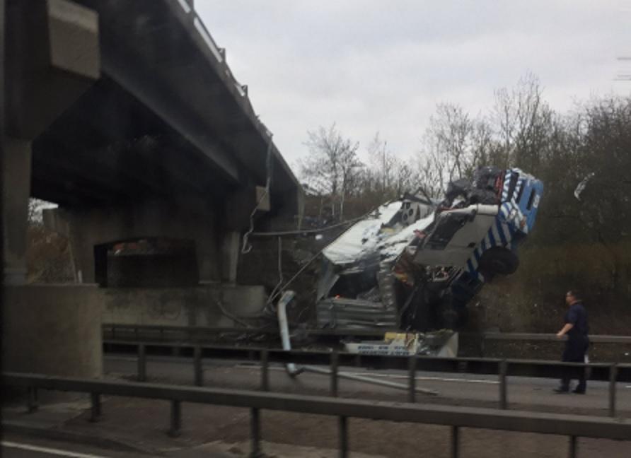 a12 crash