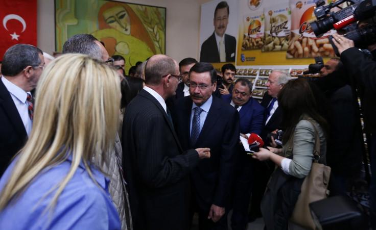 Ankara Mayor Melih Gokcek