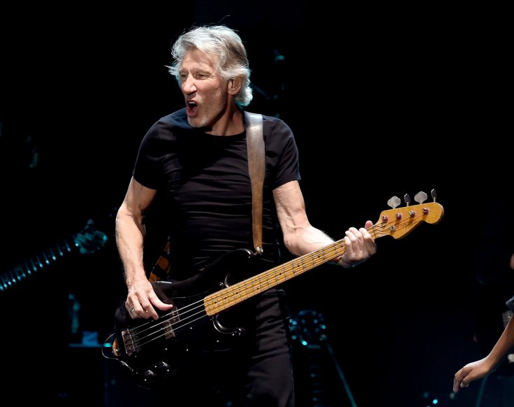 Pink Floyd's Roger Waters