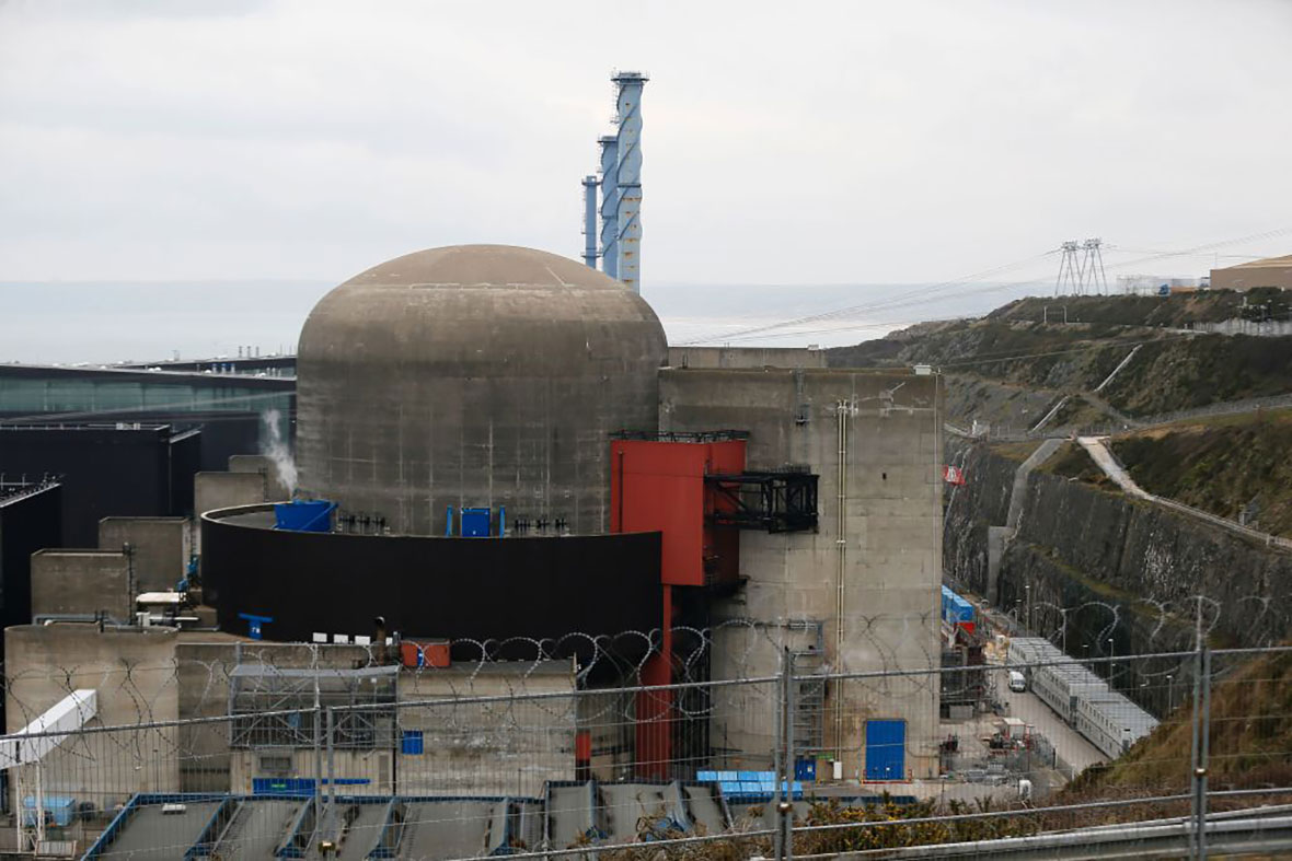 Explosion, fire at French nuclear plant injures five