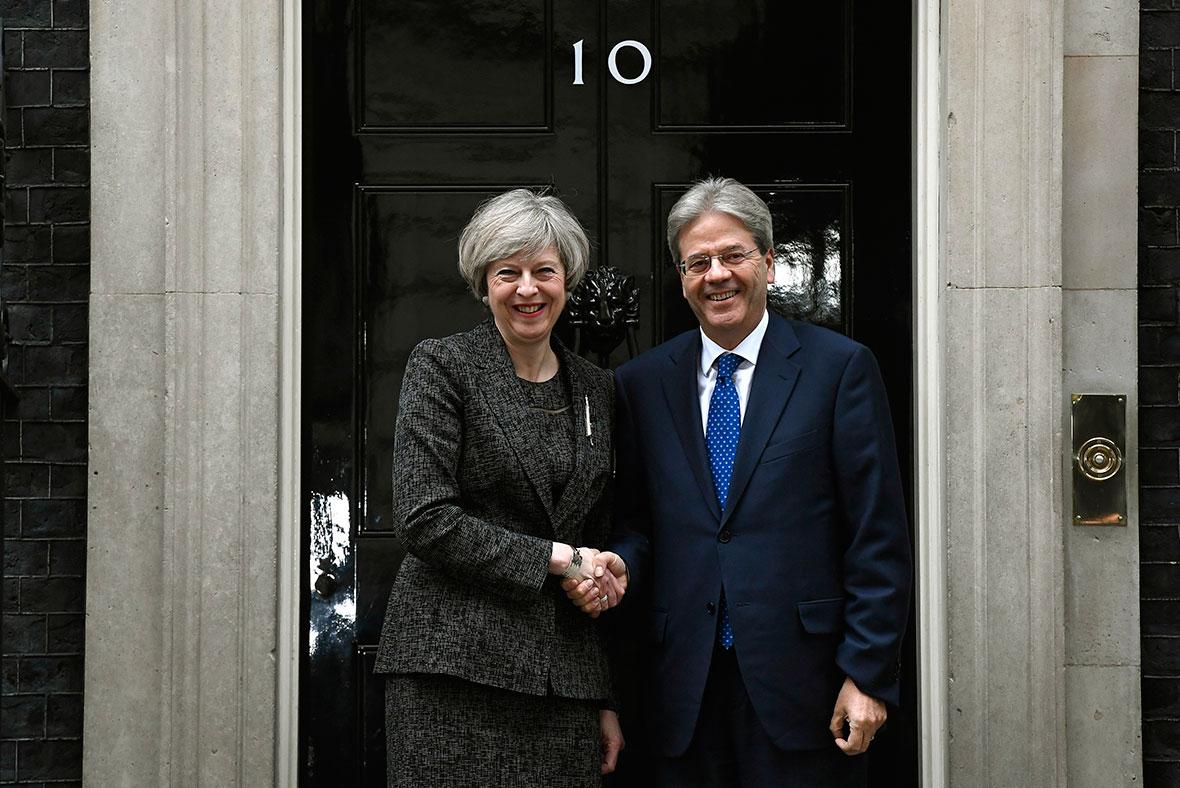 UK Italy relations