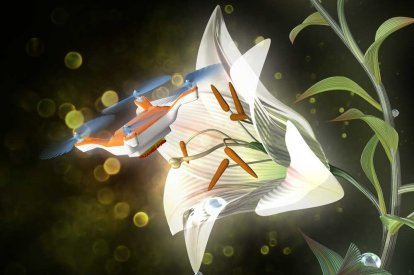 Drone pollinator