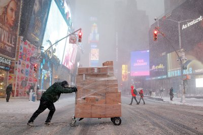 Snow in NYC