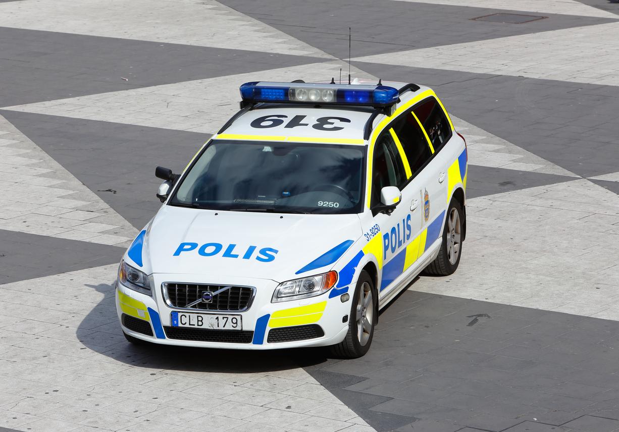 Police, Sweden