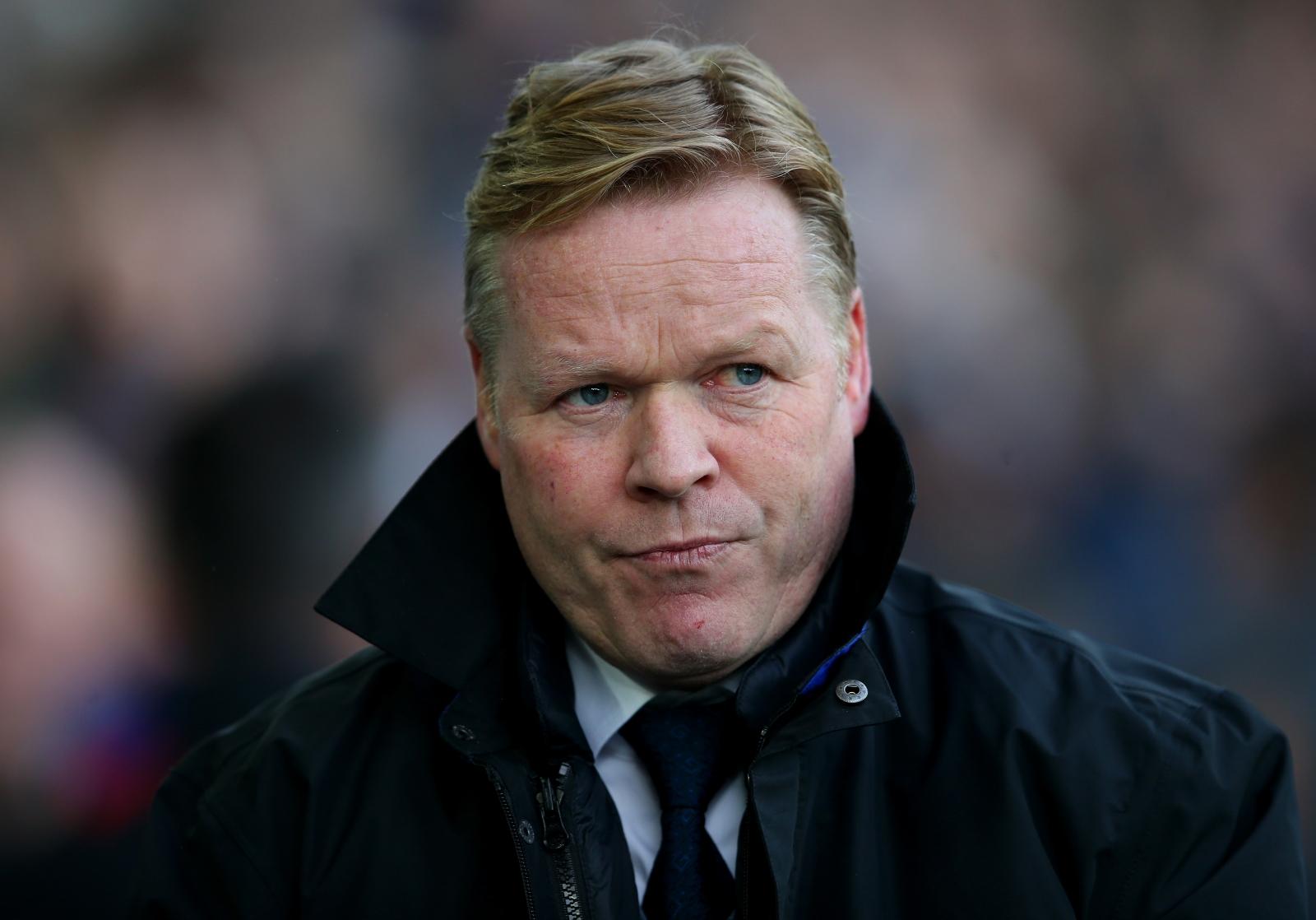 Everton boss Ronald Koeman reveals injuries to Kevin