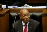 Zuma violence 1