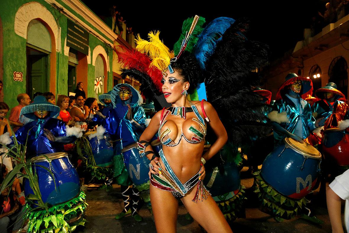 Llamadas parade