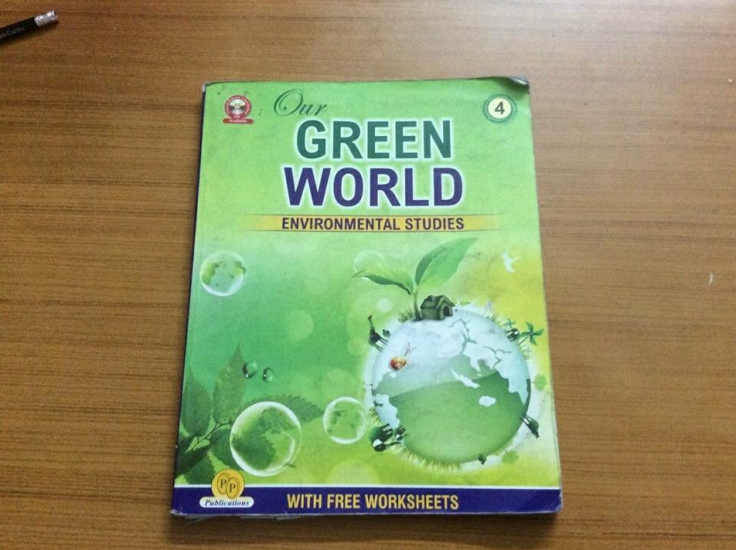 Our Green World book