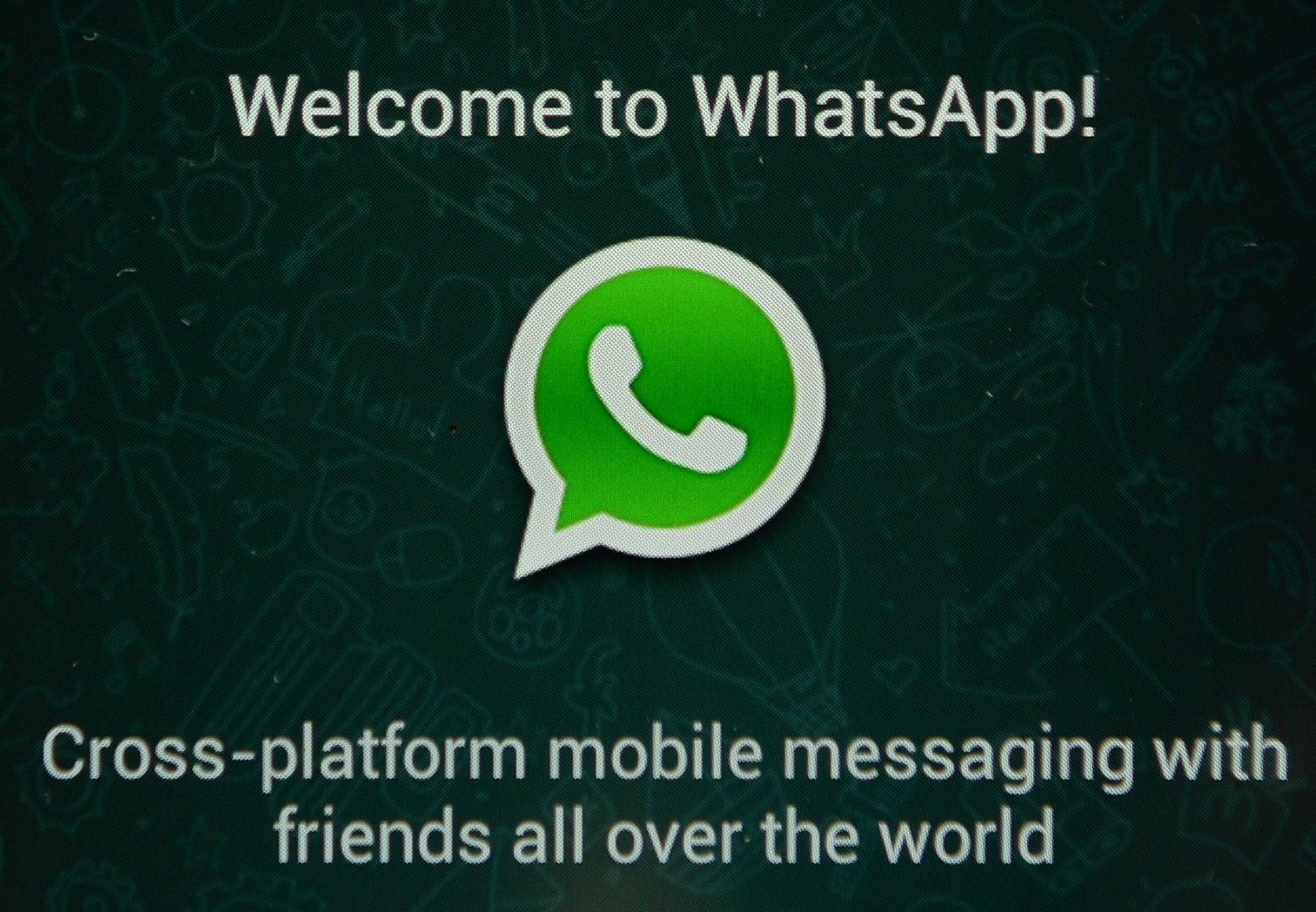 WhatsApp two-step verification feature