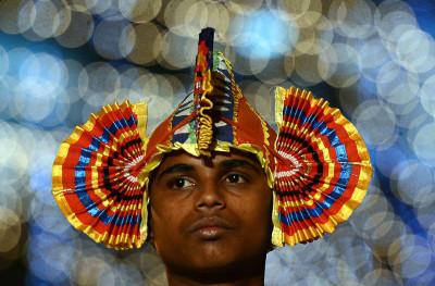 Navam Perahera festival
