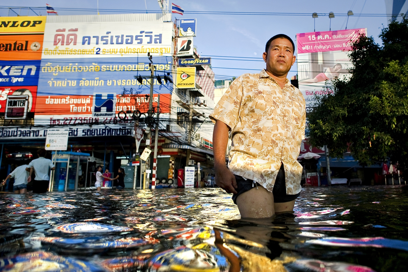 Climate change South-east Asia