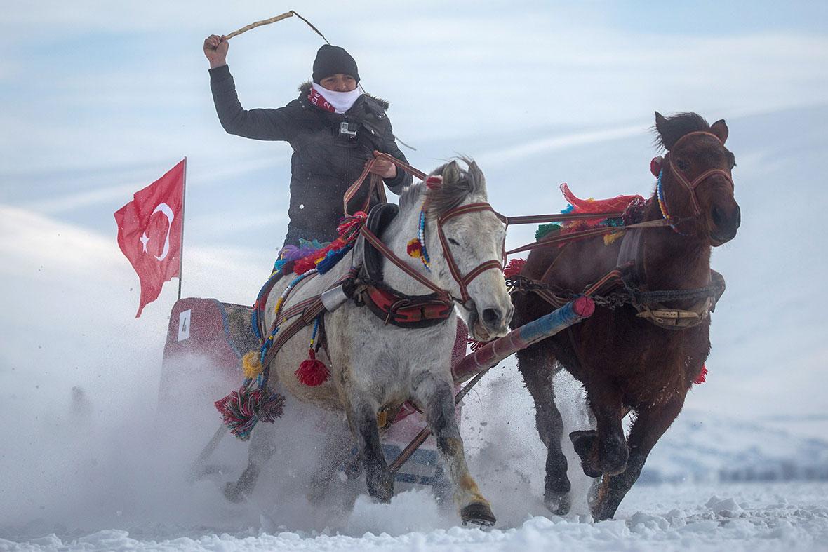 Cildir Lake Golden Horse Festival