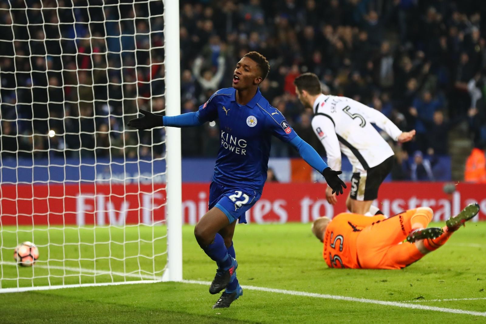Liverpool monitoring Leicester's Demarai Gray as Jurgen Klopp plans for summer overhaul