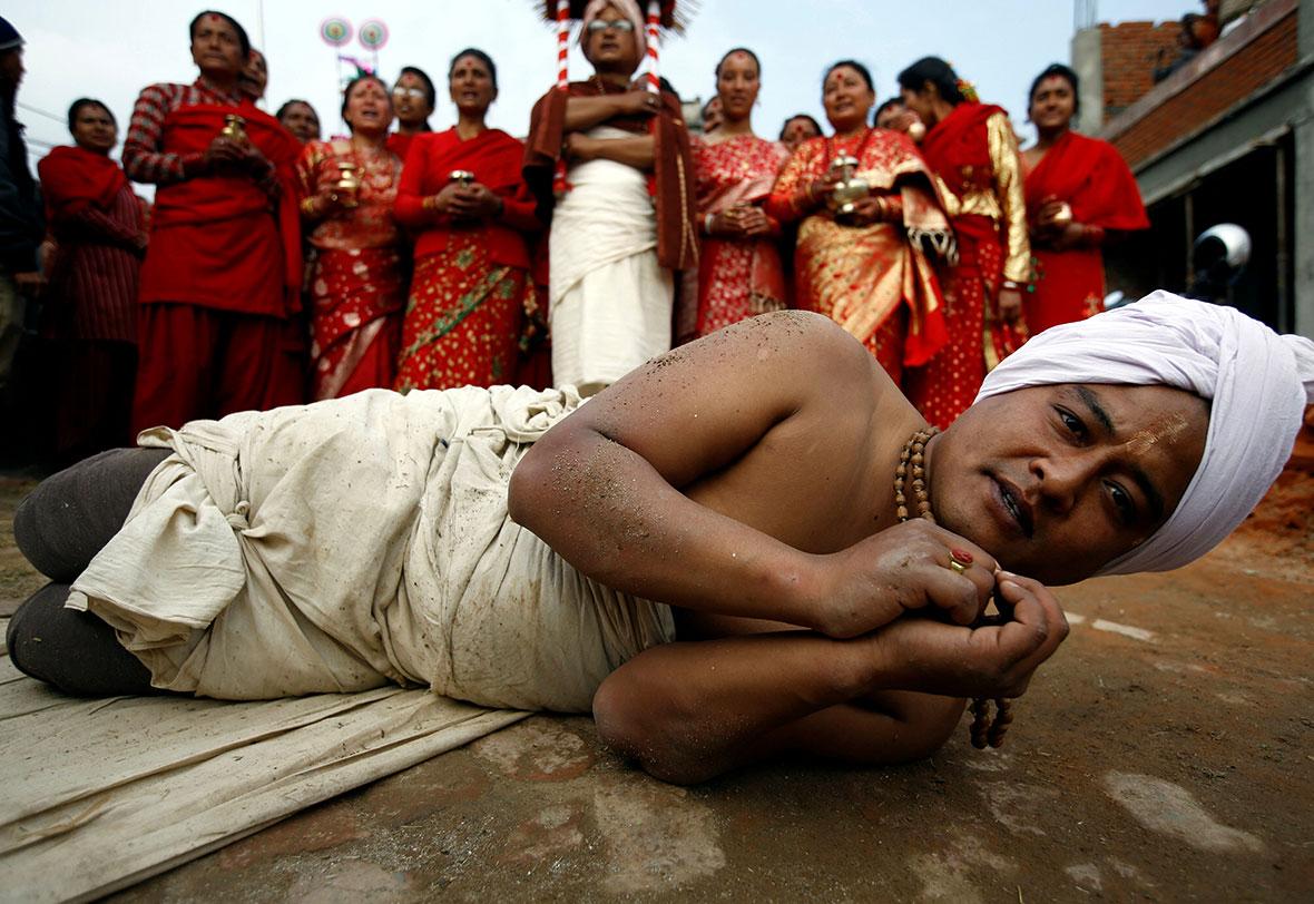 Swasthani festival