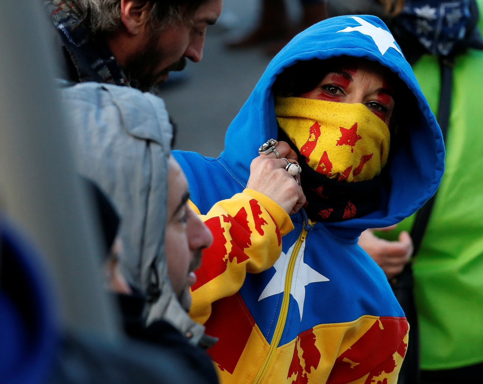 Catalan protests