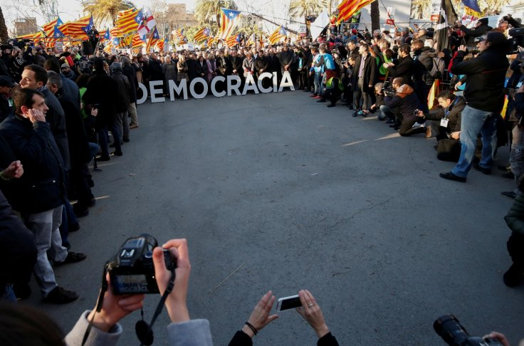 Catalan protests 2