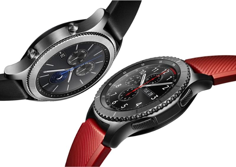 Samsung Gear 3 smartwatch