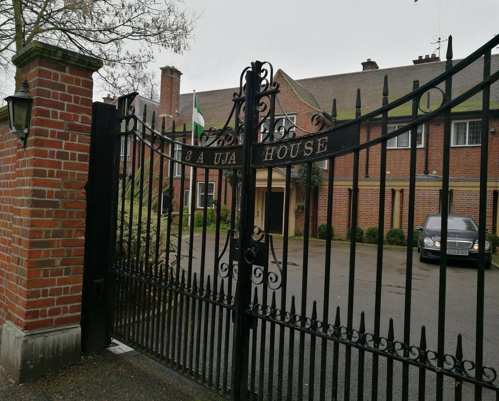Abuja House London