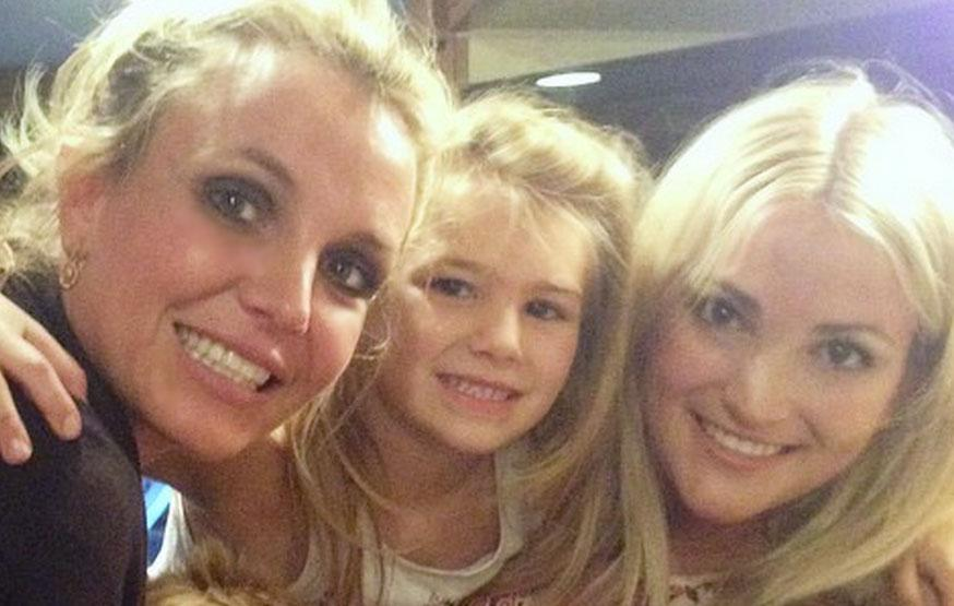 Britney Spears' niece Maddie Aldridge left hospital