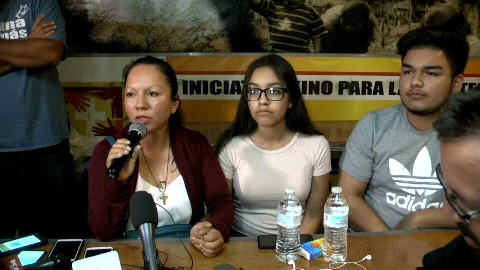 Arizona mother speaks out after being deported from US