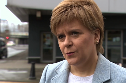 Nicola Sturgeon writes to Theresa May over 'shameful' backtrack on helping child refugees
