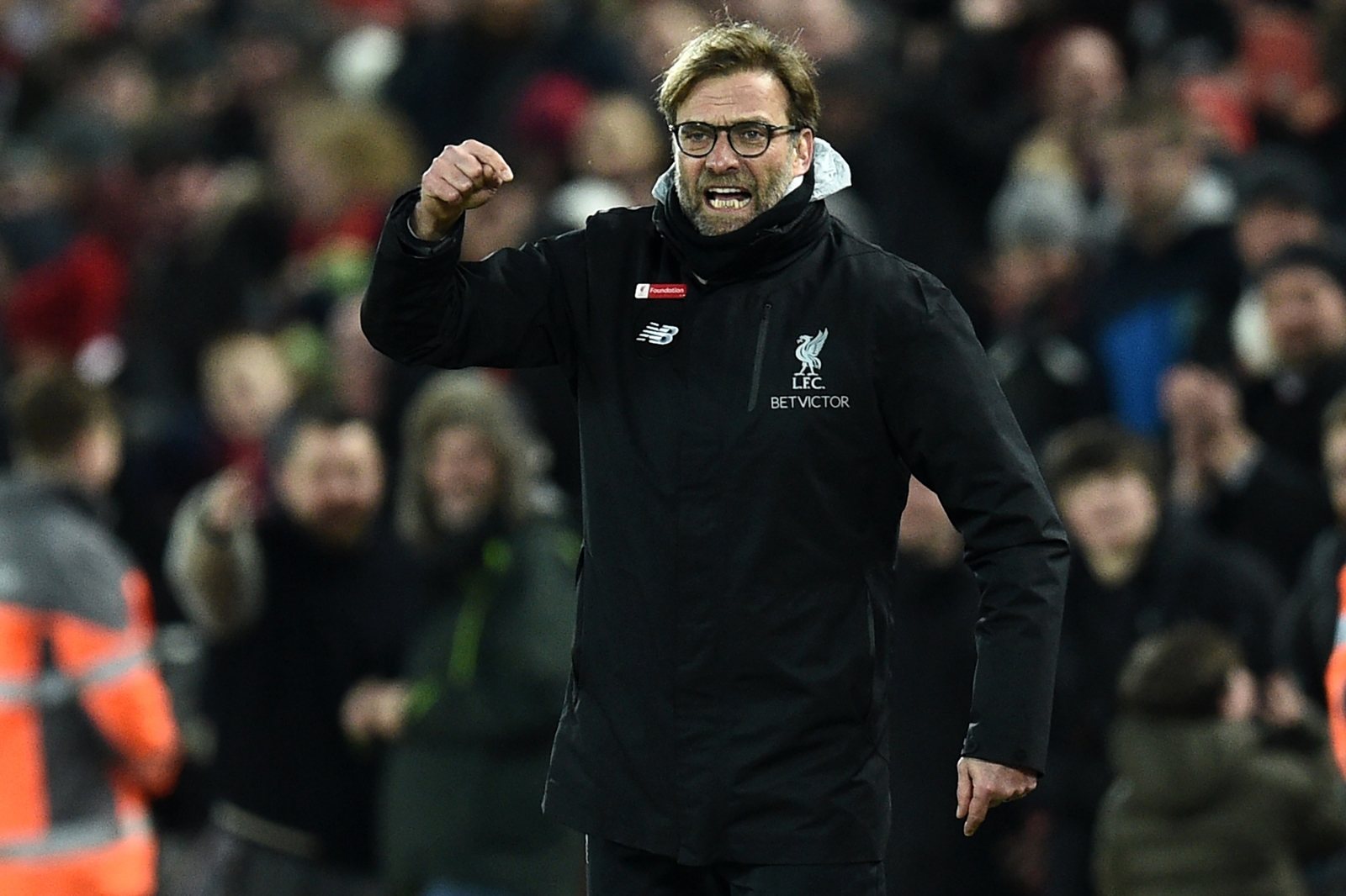Jurgen Klopp says he feels 'maximum responsibility' for Liverpool's loss