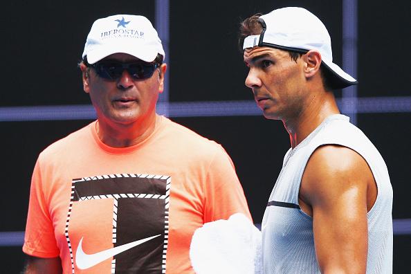 Toni Nadal-Rafael Nadal