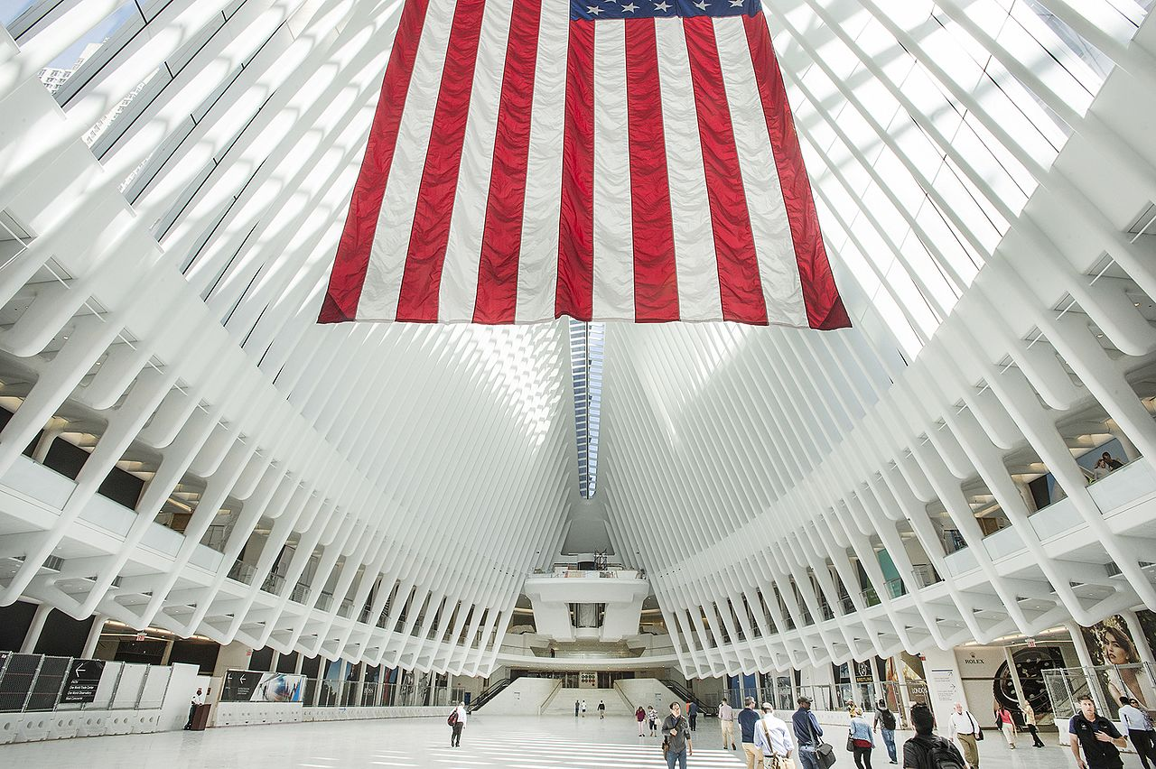 Inside the Oculus where a woman plunged to her death from an escalator