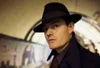 Sam Riley in SS-GB BBC TV