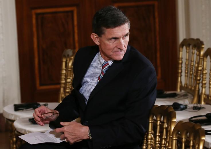 National Security Advisor Michael Flynn