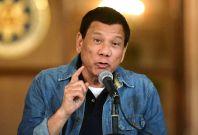 Philippines Duterte illegal gambling