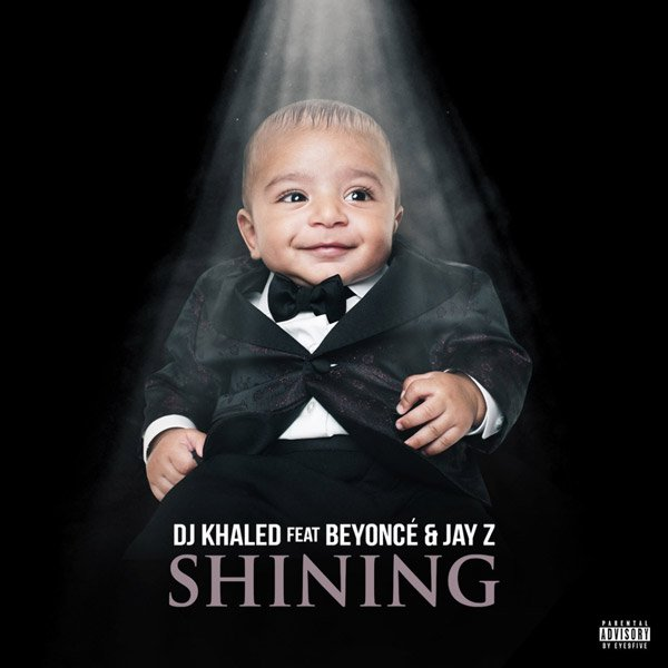 DJ Khaled Shining
