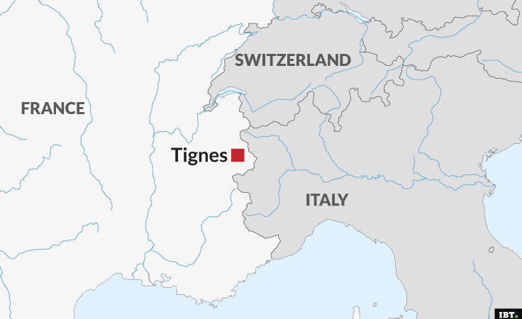 Tignes avalanche Nine skiers swept away in French resort tragedy