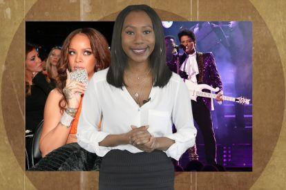 Grammys 2017: Bruno Mars Prince tribute, Rihanna's hip flask and Carpool Karaoke