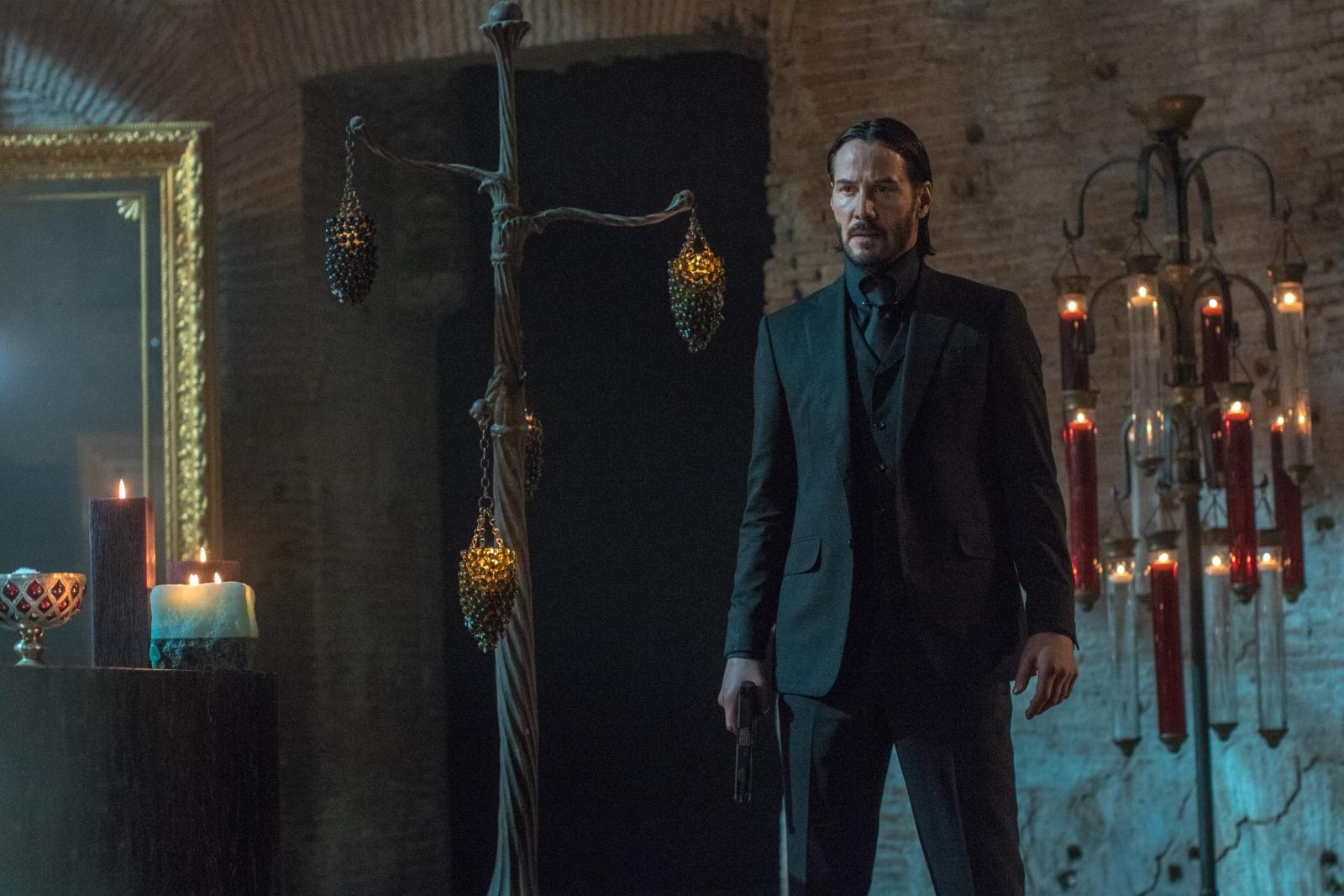 Keanu Reeves John Wick 2