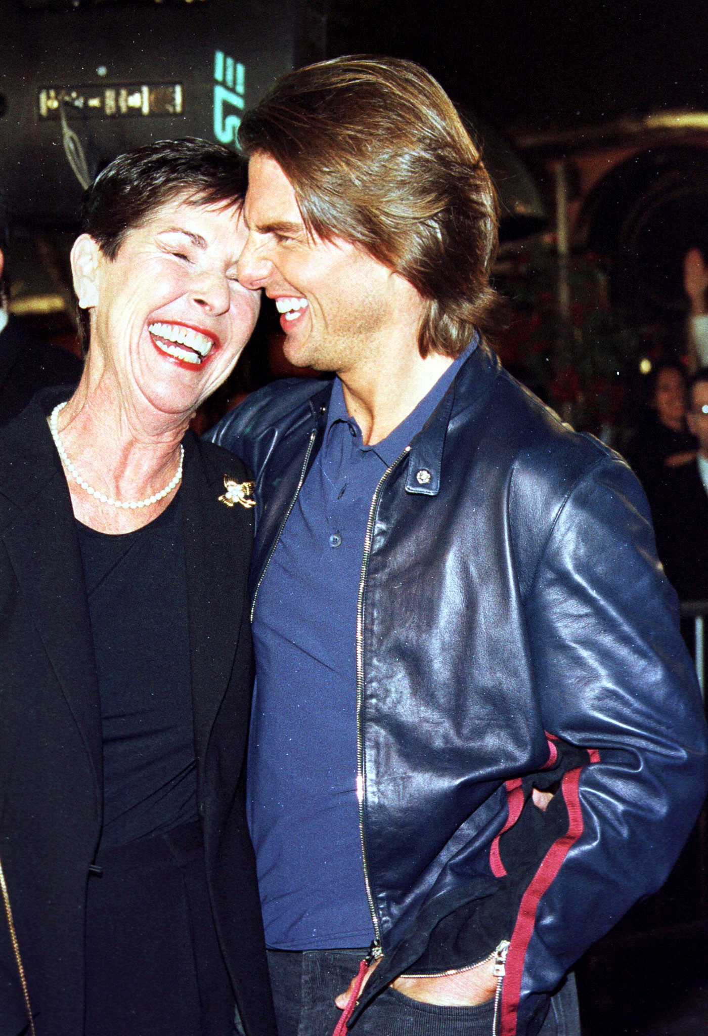 Tom Cruise's mother