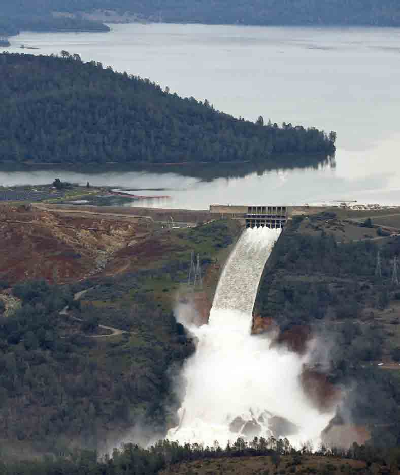 Oroville Dam: California regulators dismissed previous ...
