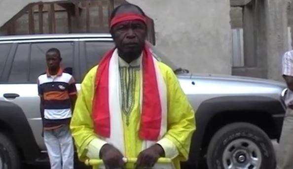 DRC security forces launch assault on Bundu Dia Kongo separatist leader's residence