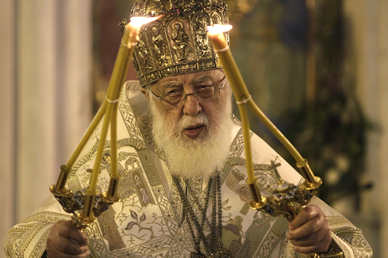 Georgian Patriarch Ilia II