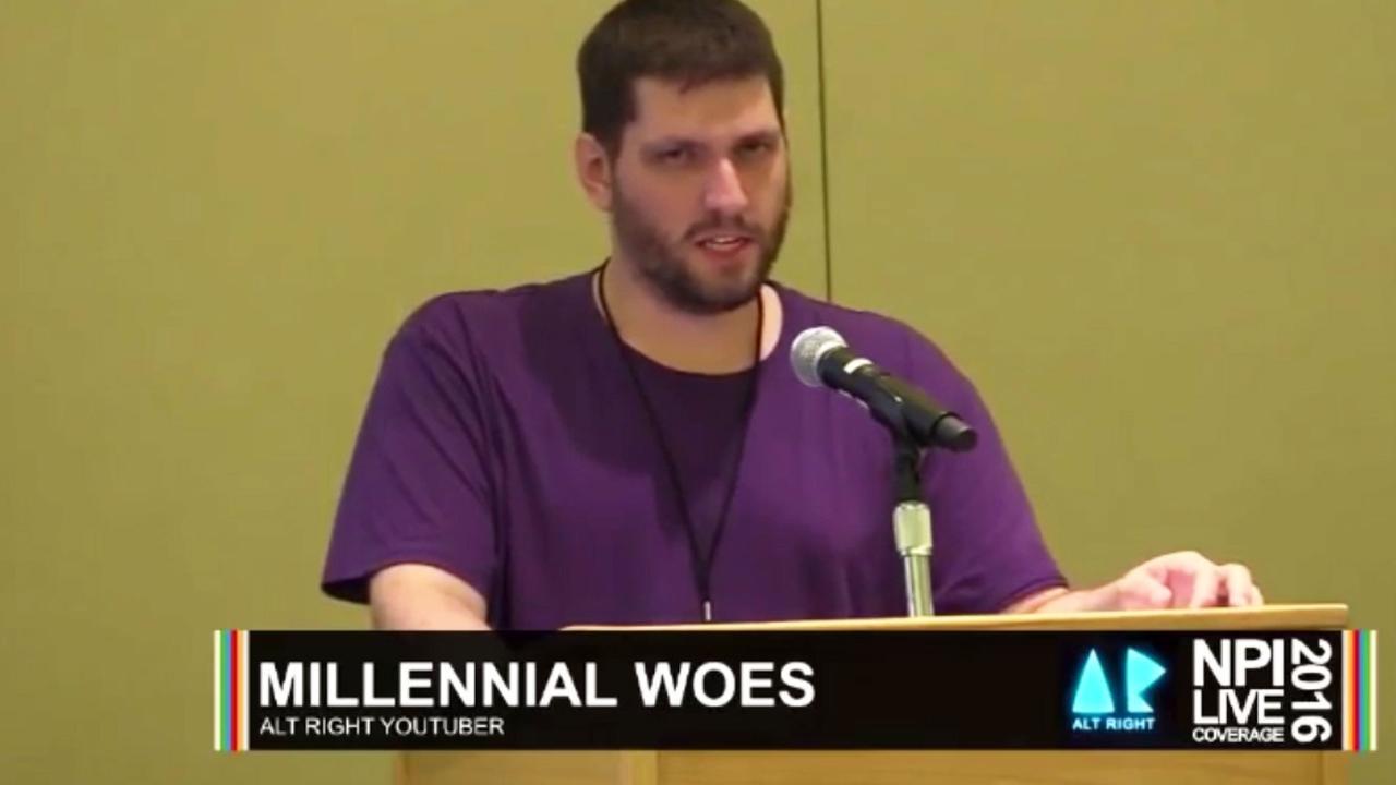 Colin Robertson aka Millenial Woes