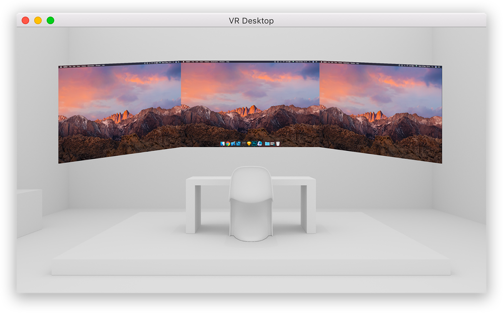 VR Desktop for Mac