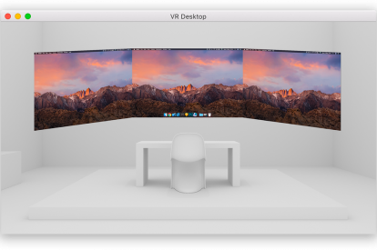 VR Desktop for Mac