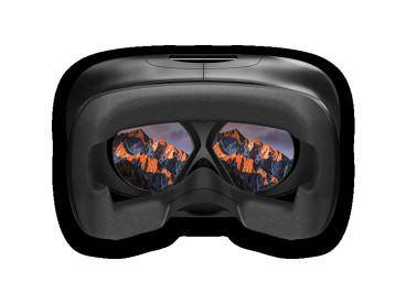 Mac VR headset
