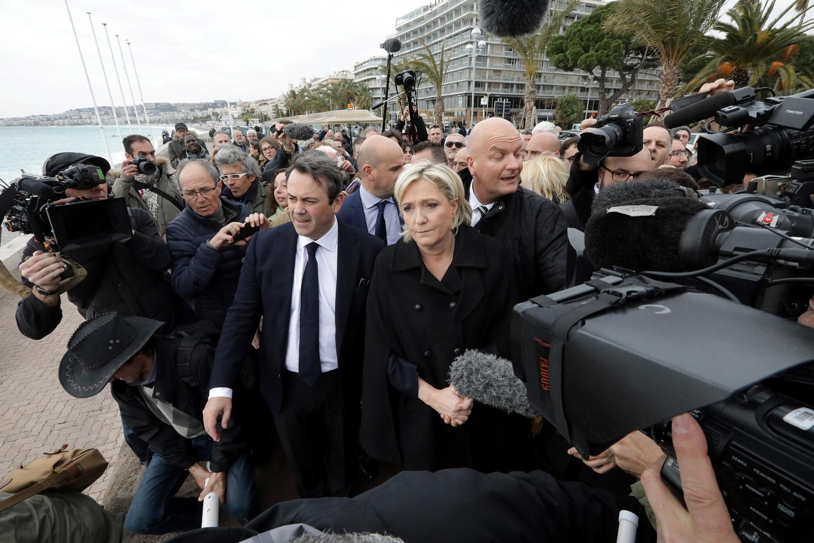 Le Pen Nice