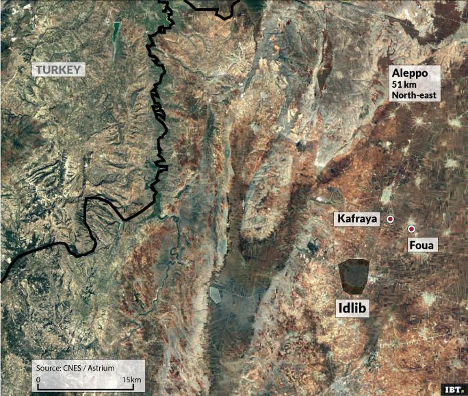 Idlib area
