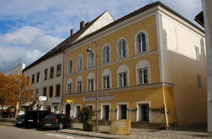 Hitler's birth location in Austria to be turned into a police station